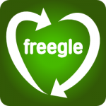 reduce e-waste with Freegle