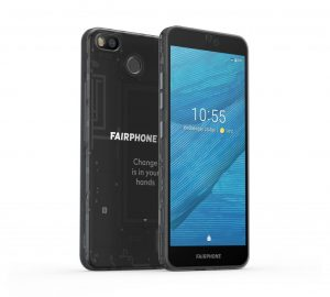 reduce e-waste with the Fairphone